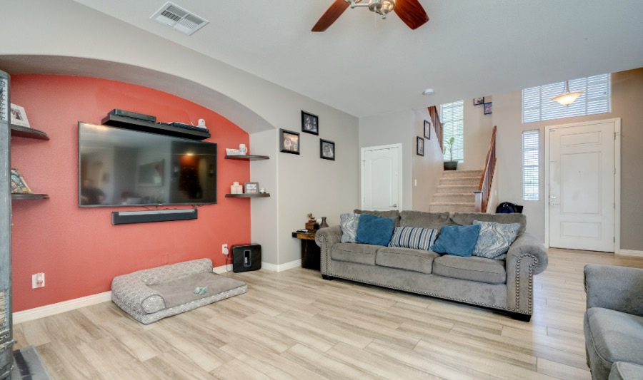 10482 Mulvaney  | Living Room